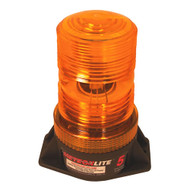Golf Cart Amber Strobe Light, 12-80 VDC