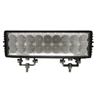"Golf Cart LED Utility Lightbar, 11"", Dual Beam, 12-24V, 54W, 4050 Lumen"