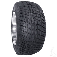 Golf Cart Tire, 205/65-10 DOT Kenda Loadstar