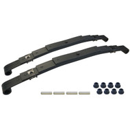 Rear Leaf Spring Kit, Heavy Duty Four Leaf, EZGO Medalist/TXT 94+