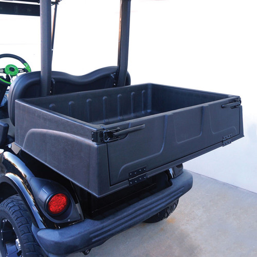 Golf Cart Utility/Cargo Box, Thermoplastic