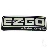 Golf Cart Replacement Emblem, EZGO RXV