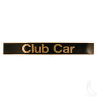 Golf Cart Replacement Emblem, Club Car Precedent