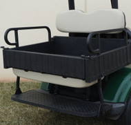 Golf Cart Rear Seat Box Kit, Club Car DS