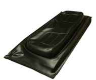 Golf Cart Seat Back Cover, Club Car Redesigned Carryall Cargo Utility Vehicles 2014+