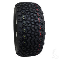 Golf Cart Tire, 22x11-12 Duro Desert