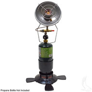 Golf Cart/Marine Portable Propane Heater