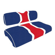 Buffalo Bills Custom Golf Cart Seat Covers