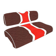 Cleveland Browns Custom Golf Cart Seat Covers