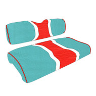 Miami Dolphins Custom Golf Cart Seat Covers