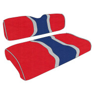 New England Patriots Custom Golf Cart Seat Covers