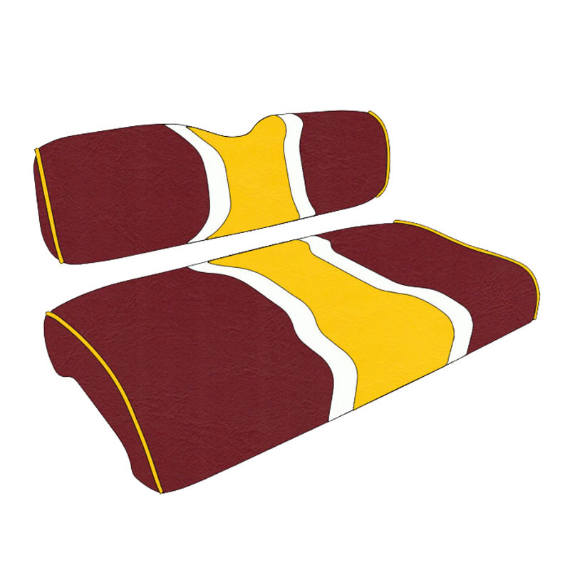 Awe Inspiring Washington Redskins Custom Seat Covers Squirreltailoven Fun Painted Chair Ideas Images Squirreltailovenorg