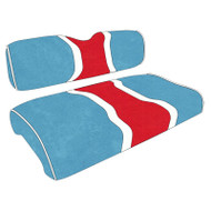 Houston Oilers Custom Golf Cart Seat Covers