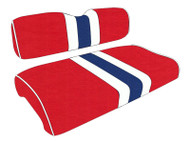 USA Custom Seat Covers, Helmet Stripe Style