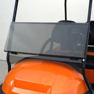 "Golf Cart Windshield, 1/4"" Impact-Modified, EZGO Golf Carts"