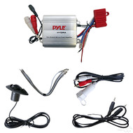Pyle Waterproof MP3 Marine Power Golf Cart Amplifier