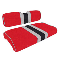 Atlanta Falcons Custom Helmet Stripe Golf Cart Seat Covers