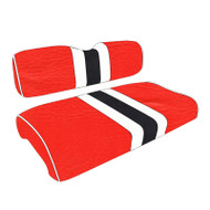 Cincinnati Bengals Helmet Stripe Custom Golf Cart Seat Covers