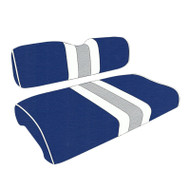 Dallas Cowboys Custom Helmet Stripe Golf Cart Seat Covers