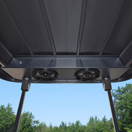 Golf Cart Overhead Bluetooth Audio System, Club Car Precedent, Plug & Play