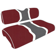 Alabama Crimson Tide Custom Hourglass Stripe Golf Cart Seat Covers