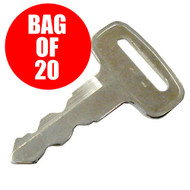 Golf Cart Keys, Yamaha G14-G22, Drive, Drive2, Bag of 20