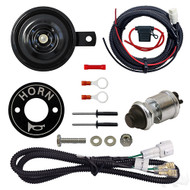 Golf Cart Horn Kit with Harness, Universal 12V