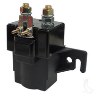 Golf Cart Solenoid, 48V Four Terminal, Club Car Electric 95+
