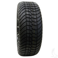 Golf Cart Tire, 205/35R15 Radial DOT Achieva Low Profile