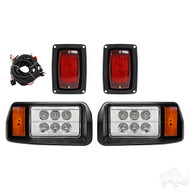 Golf Cart Factory Style Light Kit, LED, Club Car DS 93+