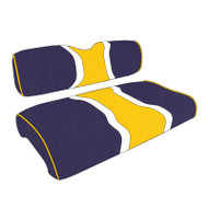 LSU Tigers Custom Golf Cart Seat Covers