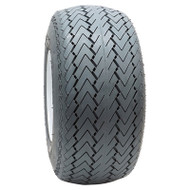 Golf Cart Tire, 18x8.5-8 Non-Marking Gray