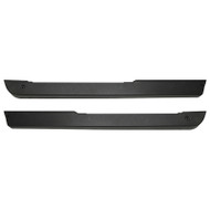 Golf Cart Rocker Panel Set, EZGO TXT 2014+