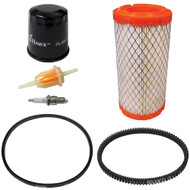 Golf Cart Deluxe Engine Maintenance Tune Up Kit, EZGO RXV/TXT with Kawasaki Engine and Clutch