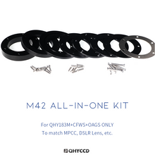 QHYCCD Combo Kit Adapters: M42 All In One Kit