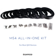 QHYCCD Combo Kit Adapters: M54 All In One Kit