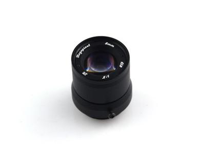 """2.5mm f/1.2 CS lens (1/3"""")"""