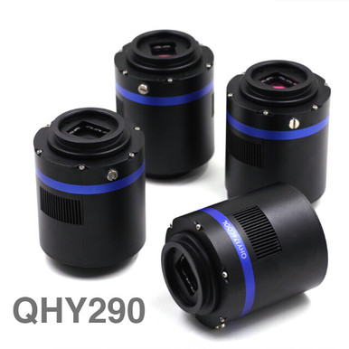 QHY290 Cooled CMOS camera from Cyclops Optics
