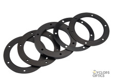 QHYCCD Medium 6 Through Holes spacers kit now available at Cyclops Optics