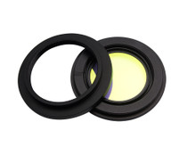 Shown with STC Astro-Multispectra 48mm filter. QHYCCD M54(M)-M54(F) with 2 inch Filter Holder Kit
