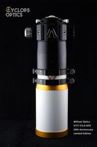 William Optics GT71 71mm f/5.9 Triplet APO 20th Anniversary Limited Edition