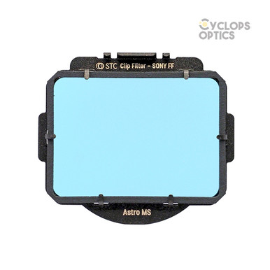 STC Astro-Multispectra Clip Filter for Sony Full Frame camera (Sony A7/A9)