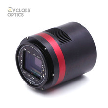 QHY128C COLDMOS with FREE Custom Made Adapter