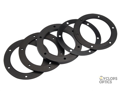 QHYCCD Small 6 Through Holes spacers kit (M42) now available at Cyclops Optics