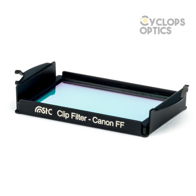 STC Astro Duo-Narrowband Clip Filter (Canon FF)   *for illustration purpose only*