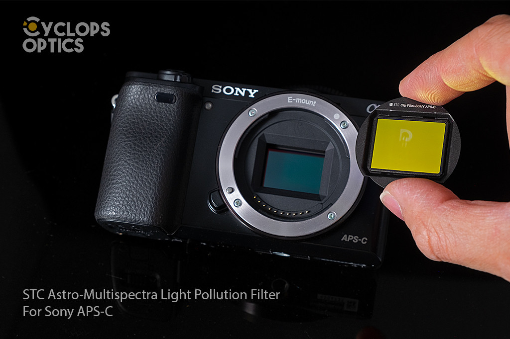 STC Astro-Multispectra Clip Filter (Sony APS-C)