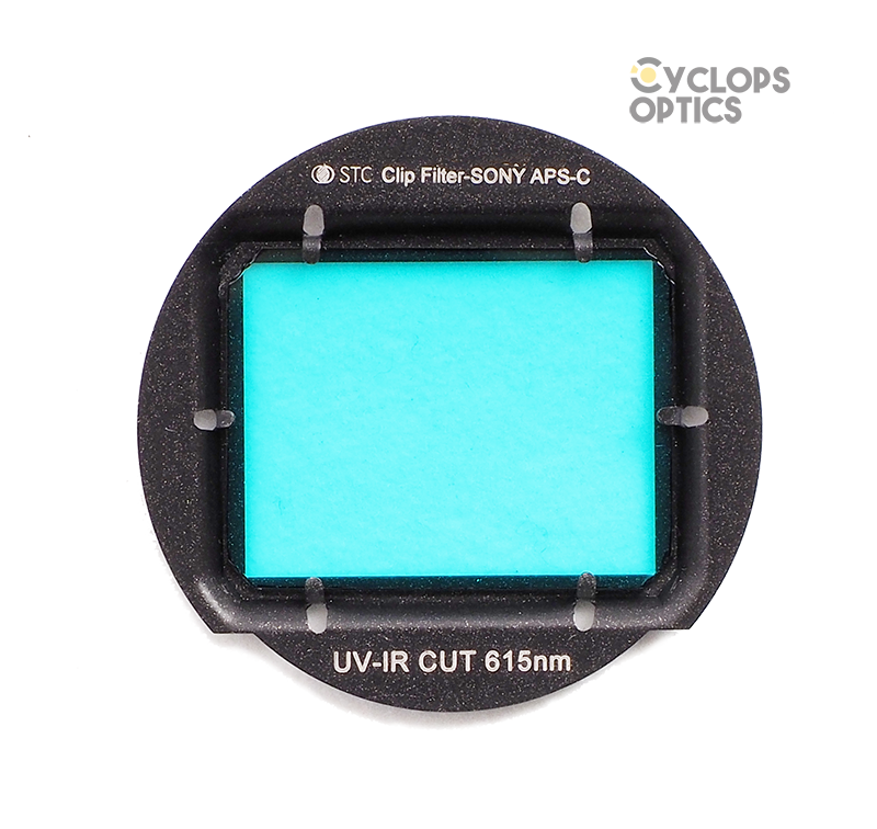 STC Clip Filter UV/IR-Cut 615nm (Sony APS-C)