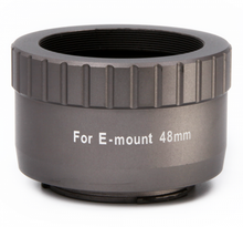 William Optics 48mm T-mount for Sony E-mount (Space Gray)