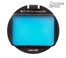 STC Astro-Multispectra Clip Filter (Olympus M43) + FREE Shipping + FREE LensPen