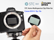 STC Astro-Multispectra Clip Filter (Canon EOS R/Rp/Ra) + FREE Shipping + FREE LensPen